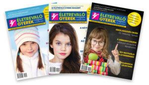 Életrevaló gyerek magazin